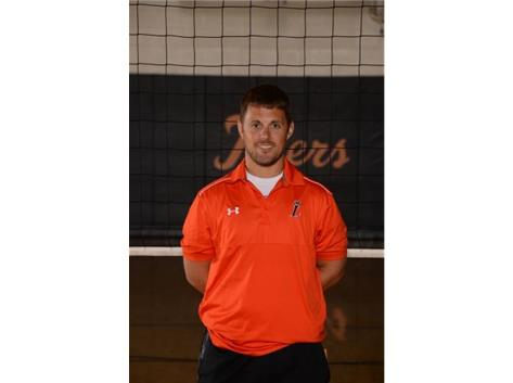 8th Grade Volleyball Coach Flaig