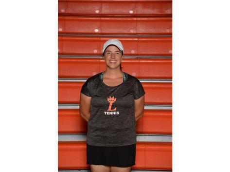 Girls Tennis Coach Kapszukiewicz