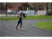 Jada Williams - 800m relay team