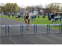 Natasha Bernett - 100m high hurdles