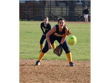 Kayleigh Ortiz in the field