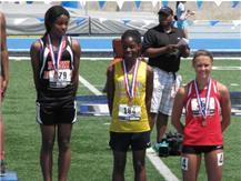 Jada Williams - 5th Place IHSA State 100m Dash