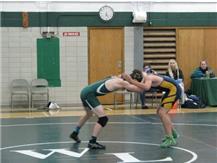 Rosario Everett wrestling Walther