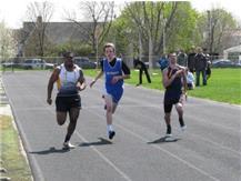 Dane Carter - 3rd place - 100m Dash