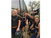 2016 Wildcat Softball Team