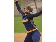 Junior Pitcher Natalie Mazzone