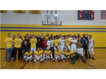 2017 Boys' Basketball Parent Day