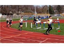 Jeremiah Morales and Amalio Vargas - 1600m Run