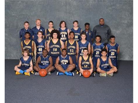 2015-16 F/S Boys' Basketball Team