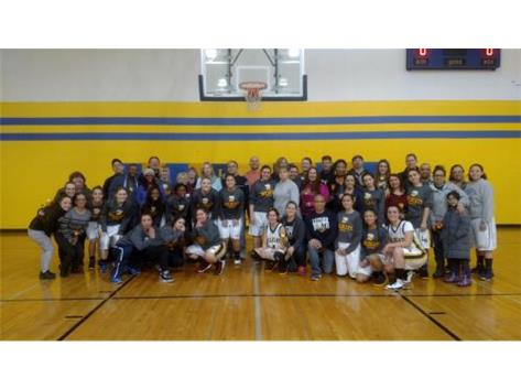 2017 Girls' Basketball Parent Night