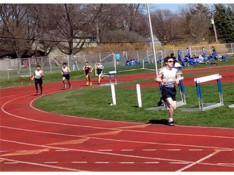 Christian Lamberty - 1600m Run