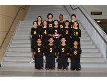 JV Boys Volleyball 2016