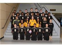 Freshman Boys Volleyball 2016