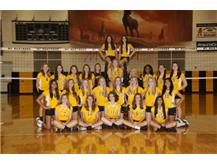 Girls Freshman Volleyball 2016