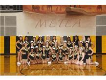 JV Cheerleading 2016