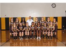 Sophomore Girls Basketball 16/17