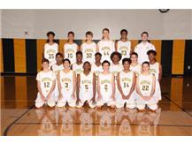 Sophomore Boys Basketball 16/17