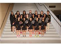 Varsity Badminton 2017