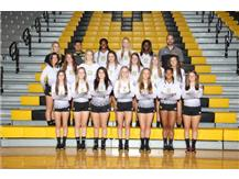 Varsity Girls Volleyball 2017
