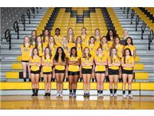 Freshman Girls Volleyball 2017