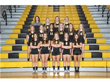 Sophomore Girls Volleyball 2017