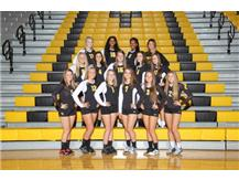 JV Girls Volleyball 2017
