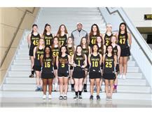 JV Girls Lacrosse 2018