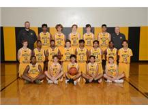 Freshman Boys Basketball 2018