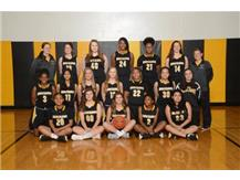 Freshman Girls Basketball 2018