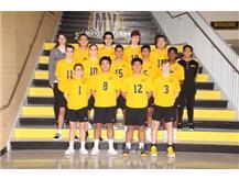 JV Men's Volleyball 2019