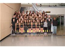 Girls Track and Field 2019