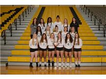 Sophomore Volleyball 2019