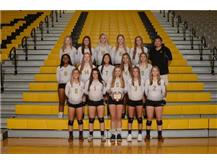 JV Girls Volleyball 2019