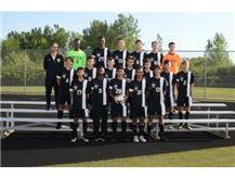 JV2 Boys Soccer 2019
