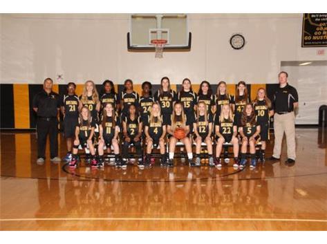 Frosh Girls Basketball
