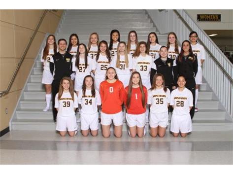 JV Girls Soccer 2016