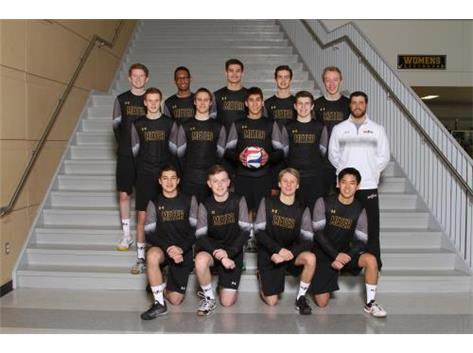 Varsity Boys Volleyball 2016