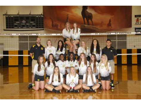 Girls Varsity Volleyball 2016