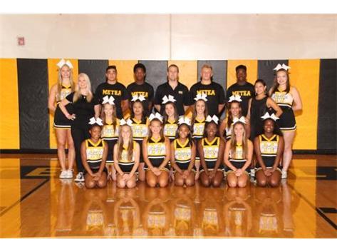 Varsity Fall Cheer 2016