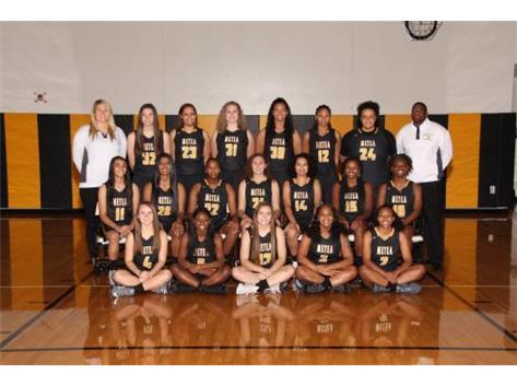 Varsity Girls Basketball 16/17