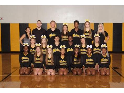 Winter Varsity Cheer 16/17