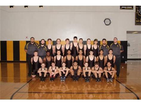 JV Wrestling 16/17