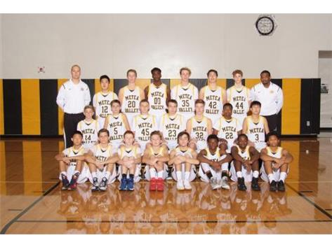 Freshman Boys Basketball 16/17