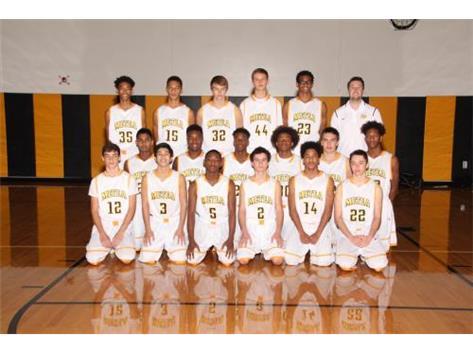 Sophomore Boys Basketball 16/17