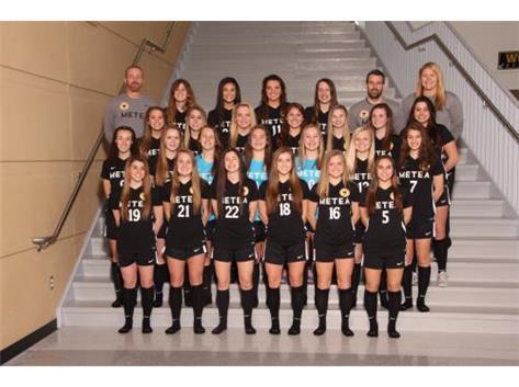 Varsity Girls Soccer 2017