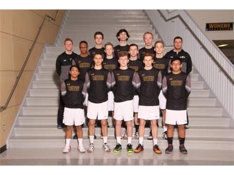 Varsity Men's Volleyball 2017