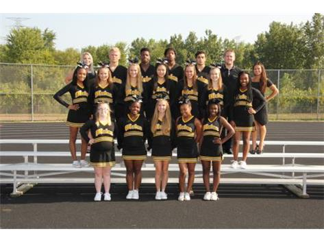 Fall Varsity Cheerleading 2017