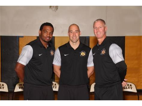 Varsity Basketball Staff