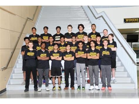 Varsity Boys Tennis 2018