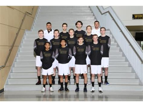 Varsity Men's Volleyball 2018